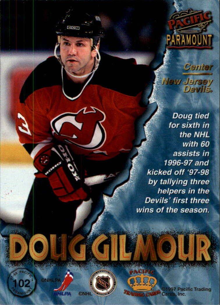 1997-98-Paramount-Hockey-Cards-Pick-From-List thumbnail 197