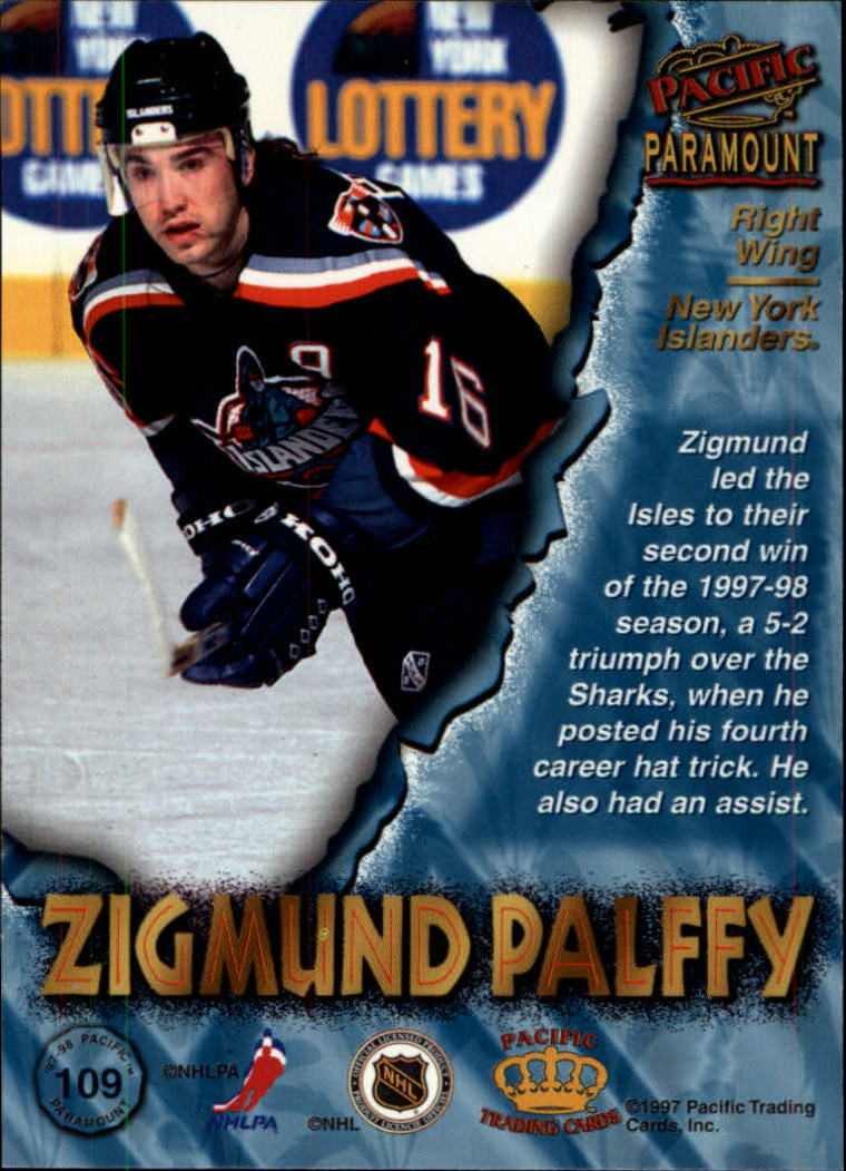 1997-98-Paramount-Hockey-Cards-Pick-From-List thumbnail 211