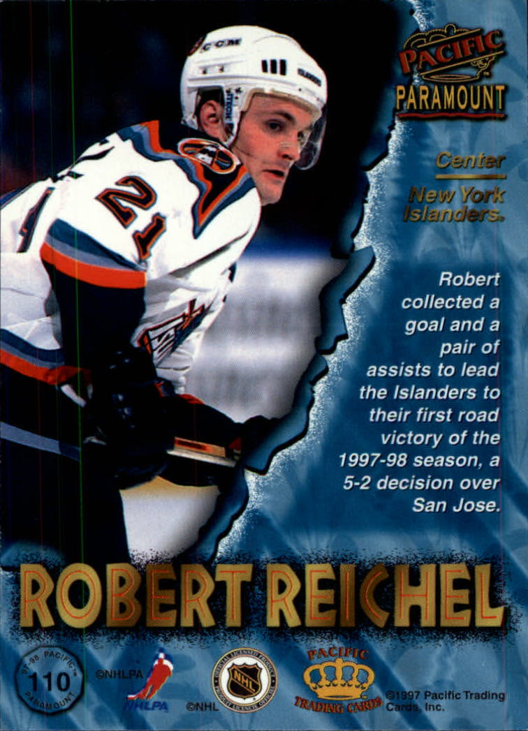 1997-98-Paramount-Hockey-Cards-Pick-From-List thumbnail 213