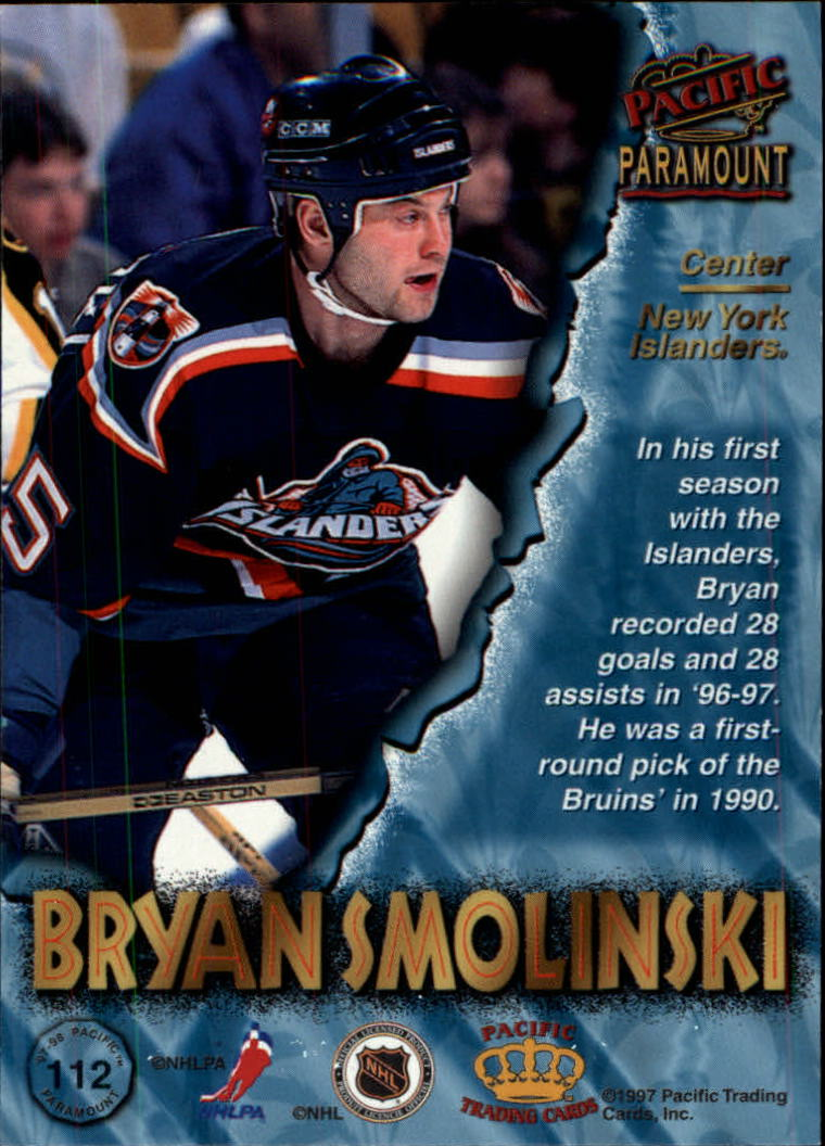 1997-98-Paramount-Hockey-Cards-Pick-From-List thumbnail 217