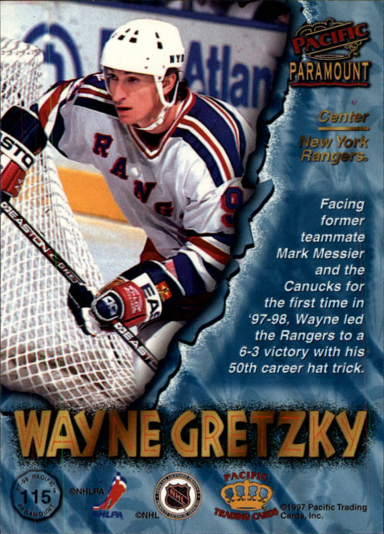 1997-98-Paramount-Hockey-Cards-Pick-From-List thumbnail 223