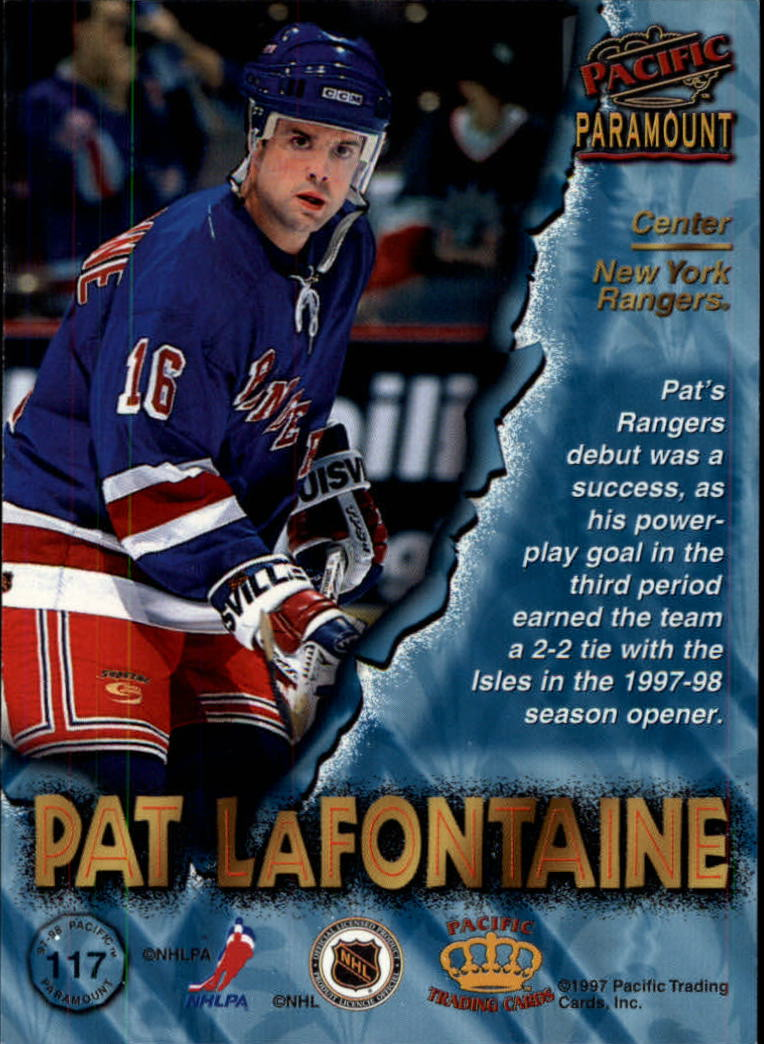 1997-98-Paramount-Hockey-Cards-Pick-From-List thumbnail 227