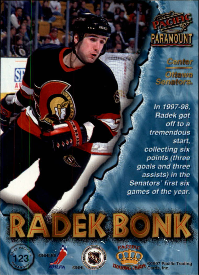 1997-98-Paramount-Hockey-Cards-Pick-From-List thumbnail 239