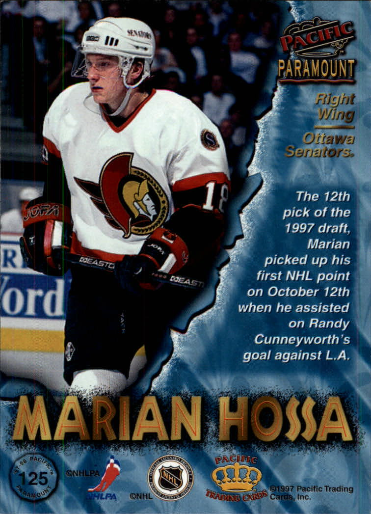 1997-98-Paramount-Hockey-Cards-Pick-From-List thumbnail 243