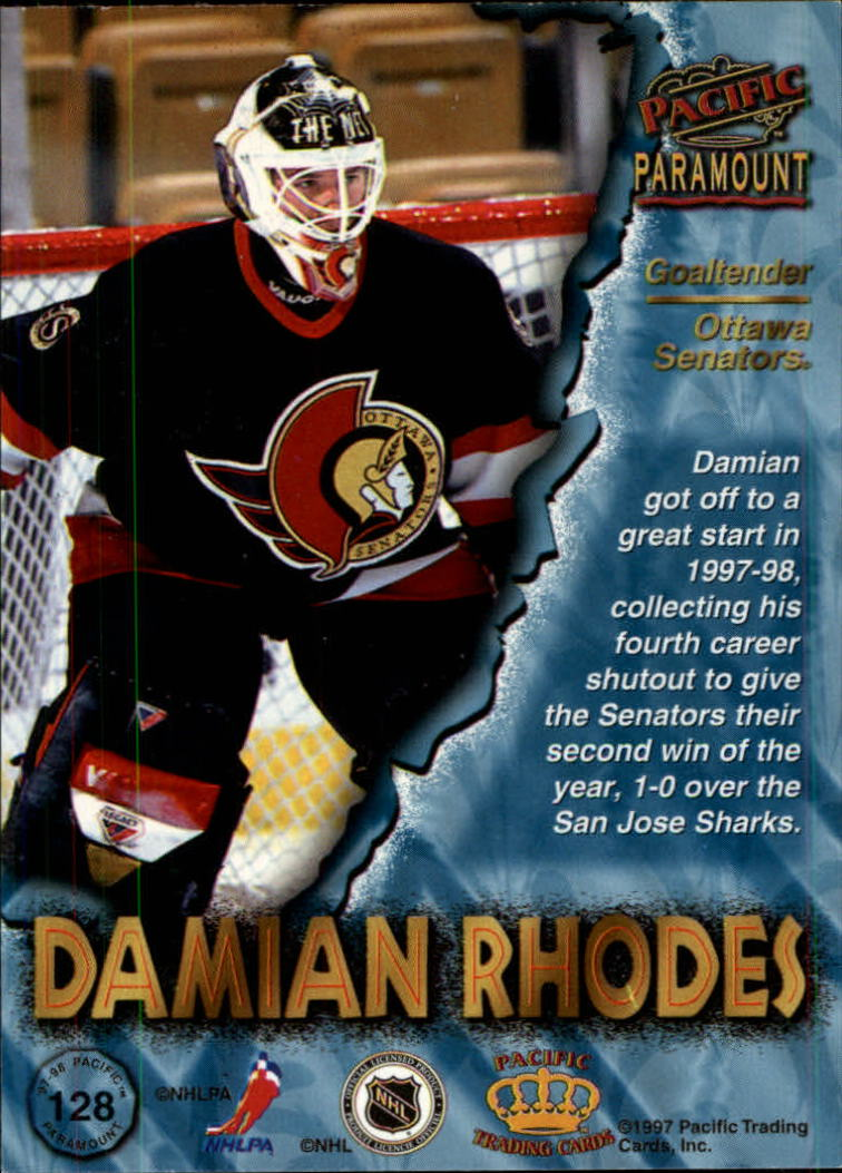 1997-98-Paramount-Hockey-Cards-Pick-From-List thumbnail 249
