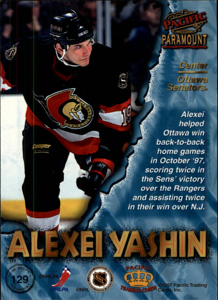 1997-98-Paramount-Hockey-Cards-Pick-From-List thumbnail 251