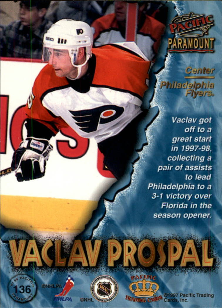 1997-98-Paramount-Hockey-Cards-Pick-From-List thumbnail 265