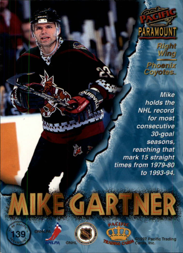 1997-98-Paramount-Hockey-Cards-Pick-From-List thumbnail 271