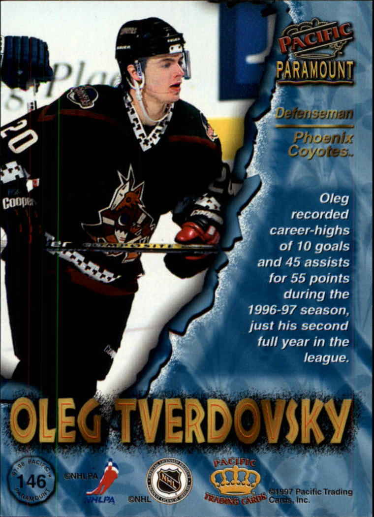 1997-98-Paramount-Hockey-Cards-Pick-From-List thumbnail 285