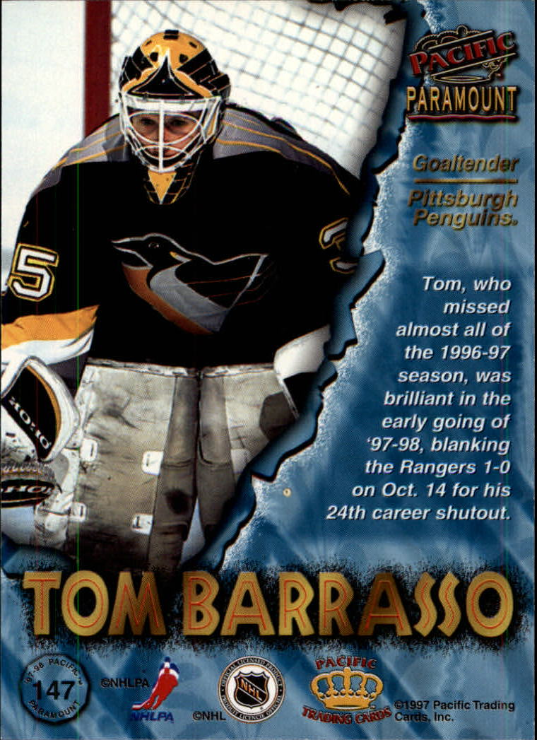 1997-98-Paramount-Hockey-Cards-Pick-From-List thumbnail 287