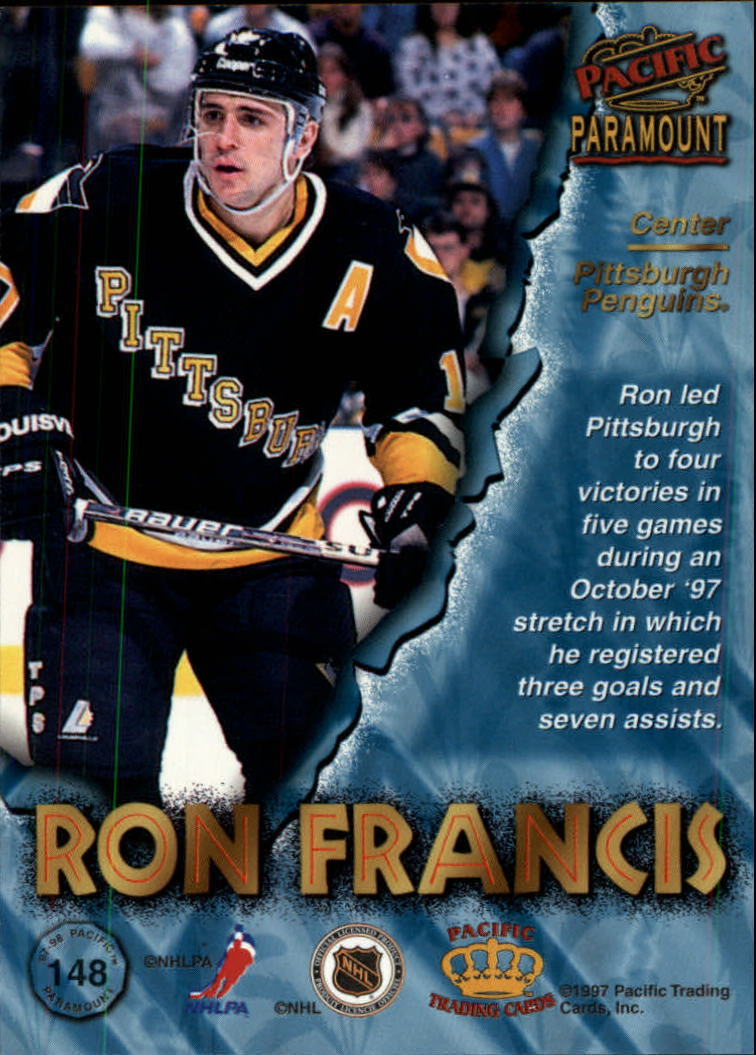 1997-98-Paramount-Hockey-Cards-Pick-From-List thumbnail 289