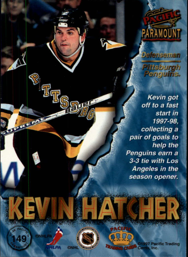 1997-98-Paramount-Hockey-Cards-Pick-From-List thumbnail 291