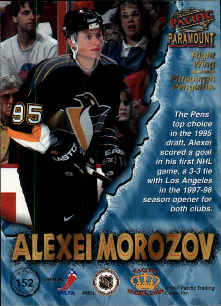 1997-98-Paramount-Hockey-Cards-Pick-From-List thumbnail 297