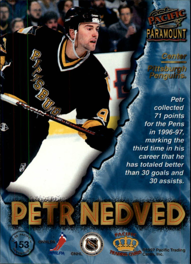 1997-98-Paramount-Hockey-Cards-Pick-From-List thumbnail 299