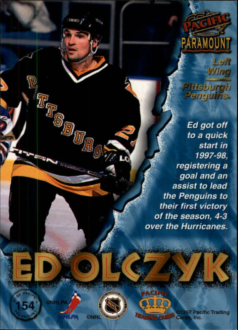 1997-98-Paramount-Hockey-Cards-Pick-From-List thumbnail 301
