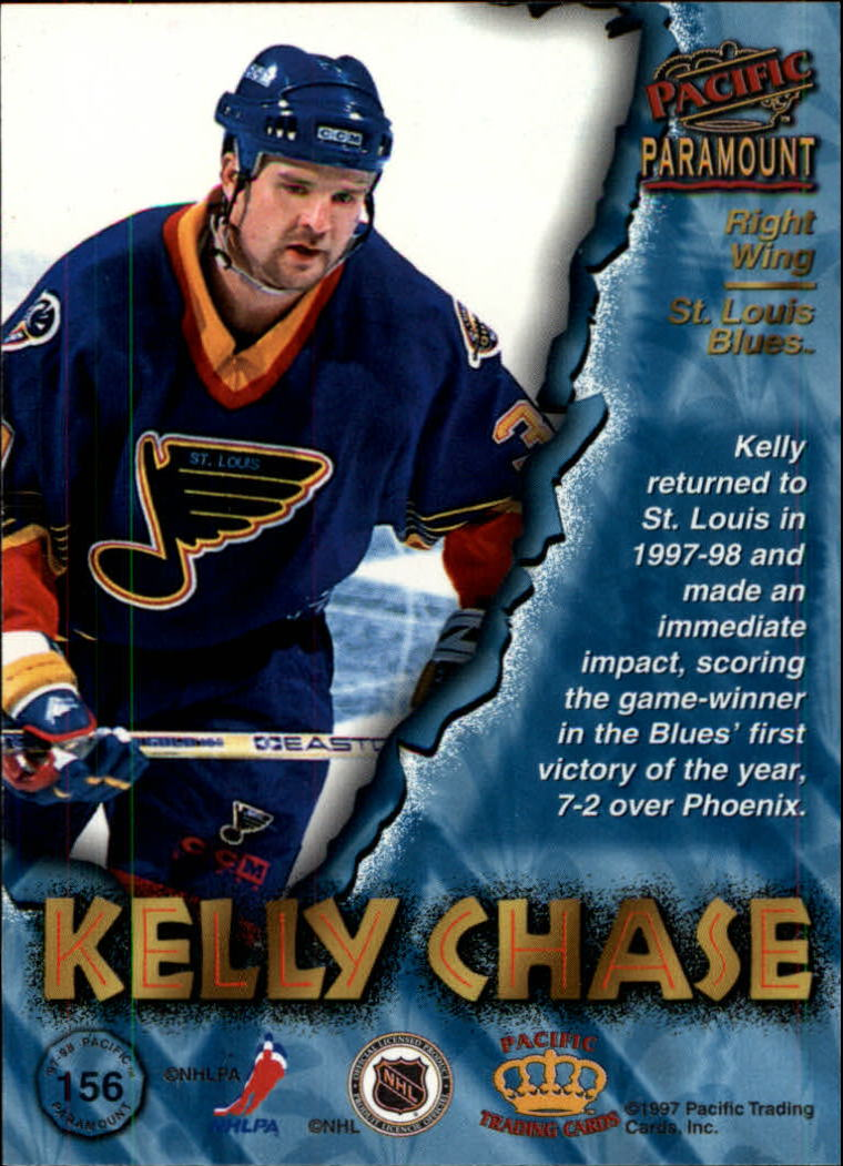 1997-98-Paramount-Hockey-Cards-Pick-From-List thumbnail 305