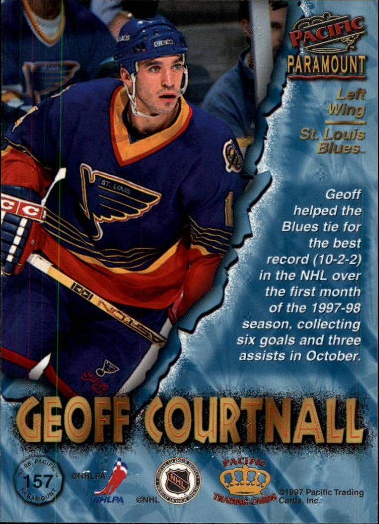 1997-98-Paramount-Hockey-Cards-Pick-From-List thumbnail 307