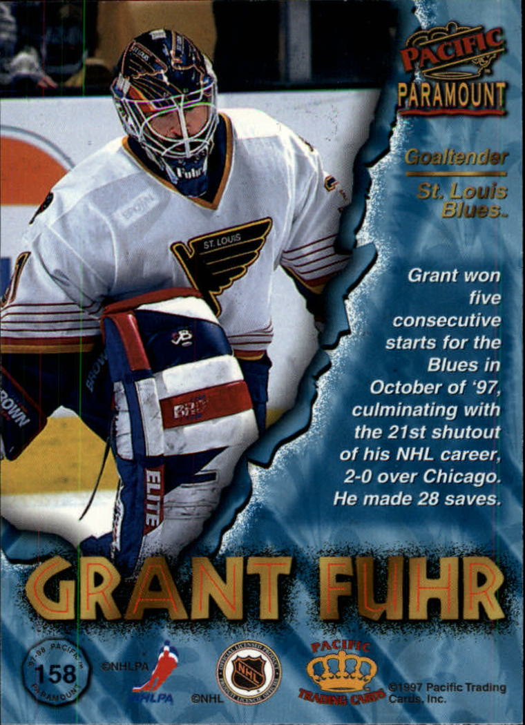 1997-98-Paramount-Hockey-Cards-Pick-From-List thumbnail 309