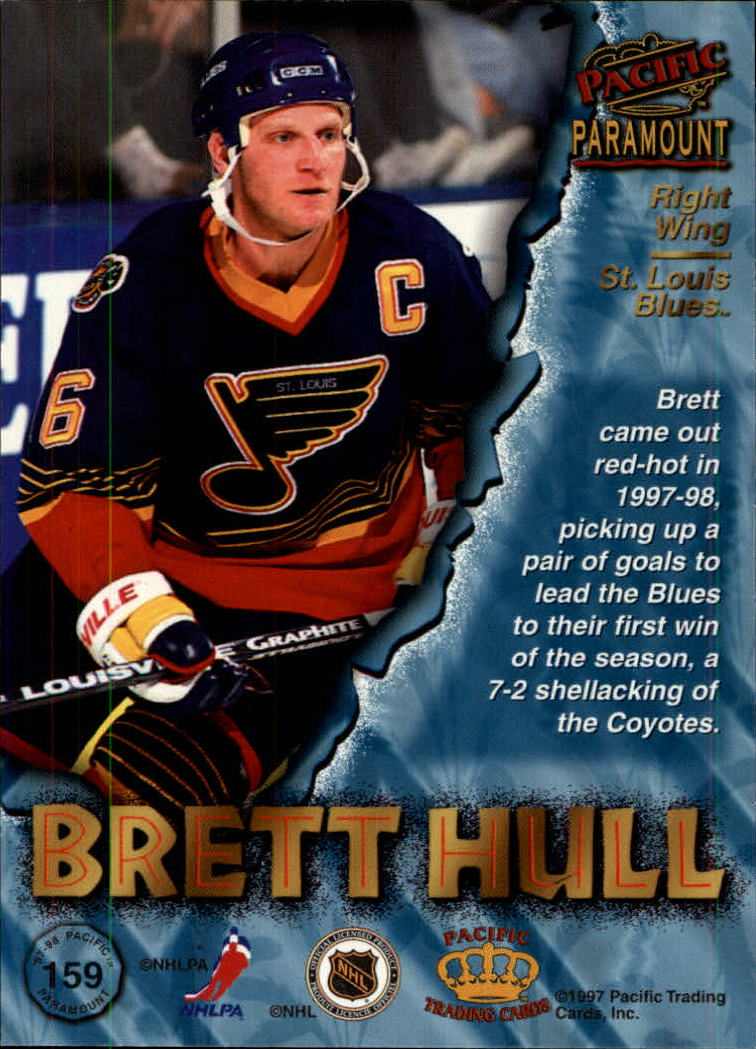 1997-98-Paramount-Hockey-Cards-Pick-From-List thumbnail 311