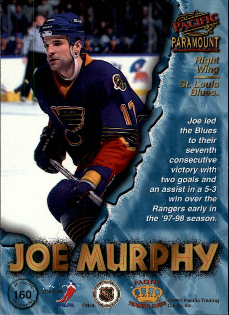 1997-98-Paramount-Hockey-Cards-Pick-From-List thumbnail 313