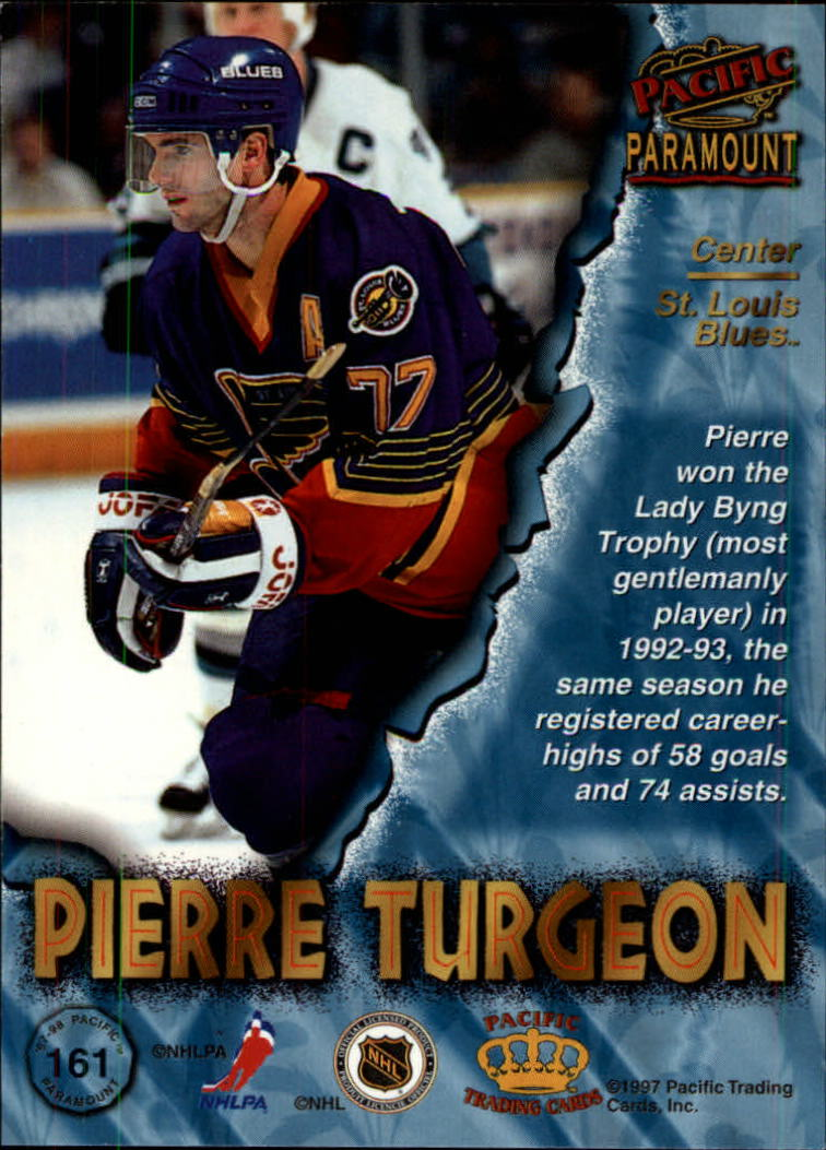 1997-98-Paramount-Hockey-Cards-Pick-From-List thumbnail 315