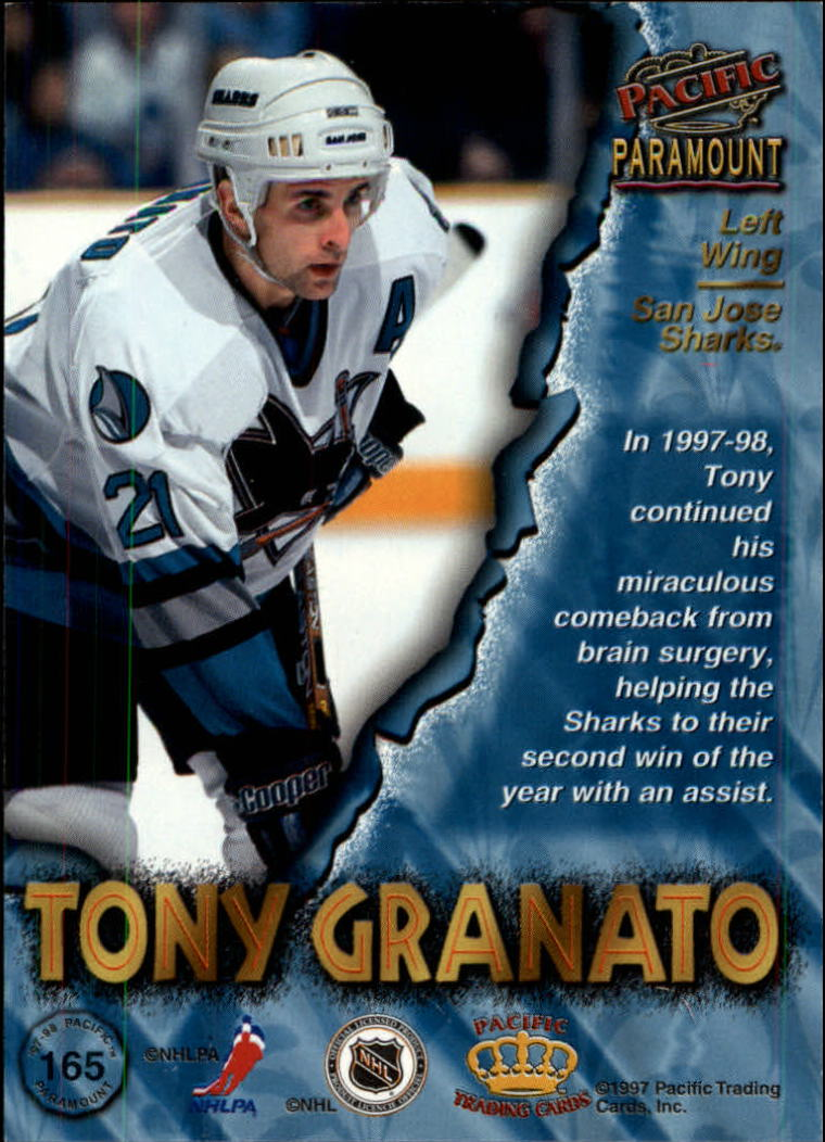 1997-98-Paramount-Hockey-Cards-Pick-From-List thumbnail 323