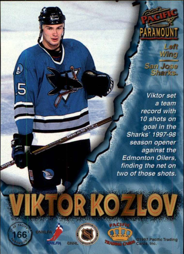 1997-98-Paramount-Hockey-Cards-Pick-From-List thumbnail 325