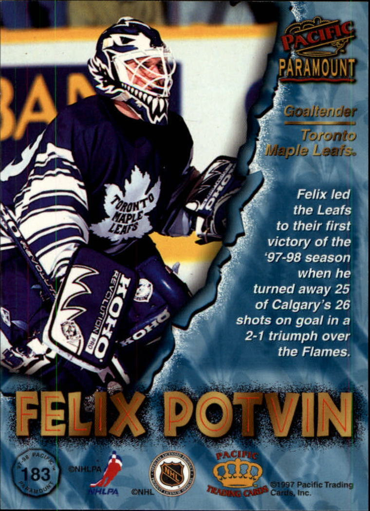 1997-98-Paramount-Hockey-Cards-Pick-From-List thumbnail 357