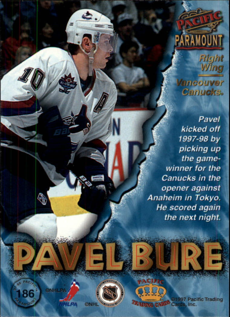 1997-98-Paramount-Hockey-Cards-Pick-From-List thumbnail 361