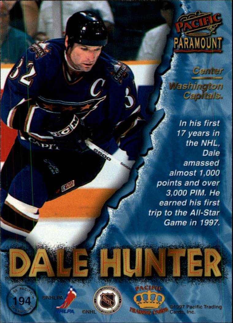 1997-98-Paramount-Hockey-Cards-Pick-From-List thumbnail 375