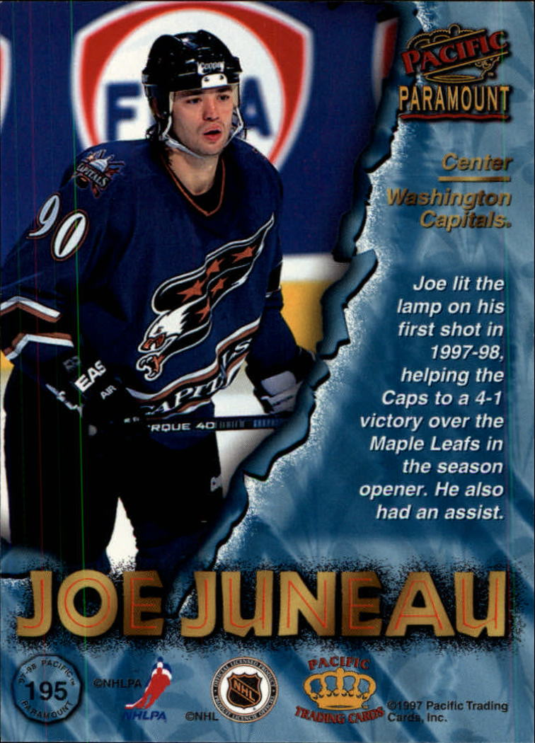 1997-98-Paramount-Hockey-Cards-Pick-From-List thumbnail 377