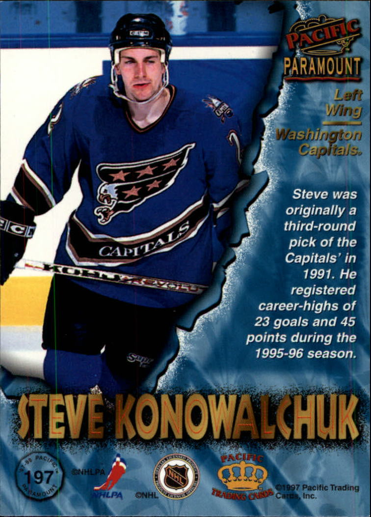 1997-98-Paramount-Hockey-Cards-Pick-From-List thumbnail 381