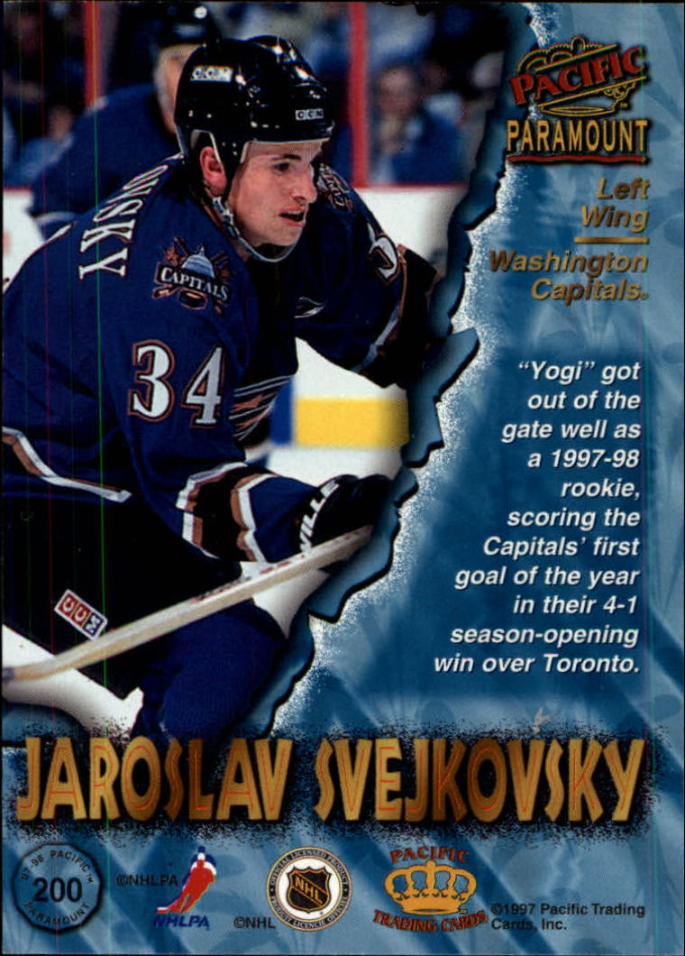 1997-98-Paramount-Hockey-Cards-Pick-From-List thumbnail 387