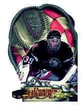 1997-98 Paramount Glove Side Laser Cuts #2 Dominik Hasek