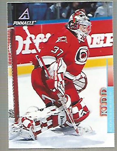1997-98 Pinnacle #60 Trevor Kidd