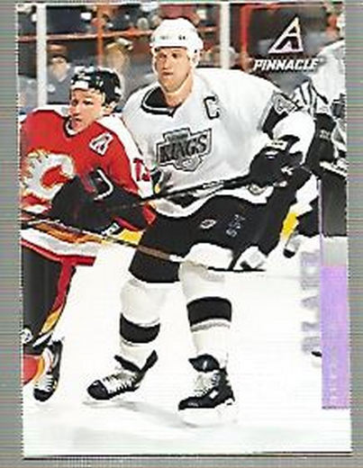 1997-98 Pinnacle #64 Rob Blake