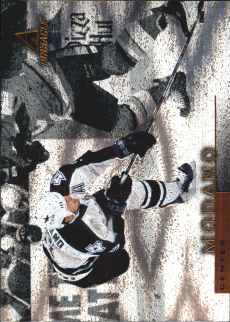1997-98 Pinnacle Rink Collection #91 Mike Modano