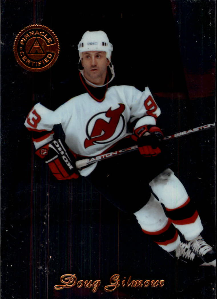 1997-98 Pinnacle Certified #51 Doug Gilmour