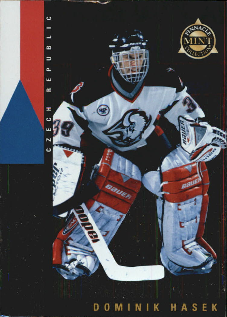 1997-98 Pinnacle Mint Minternational #5 Dominik Hasek