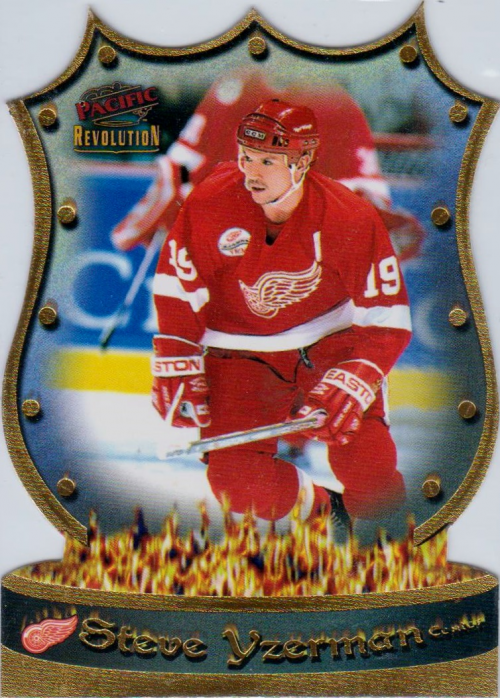 1997-98 Revolution NHL Icons #5 Steve Yzerman