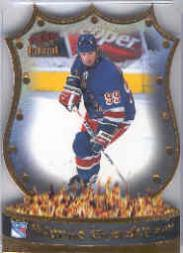 1997-98 Revolution NHL Icons #7 Wayne Gretzky