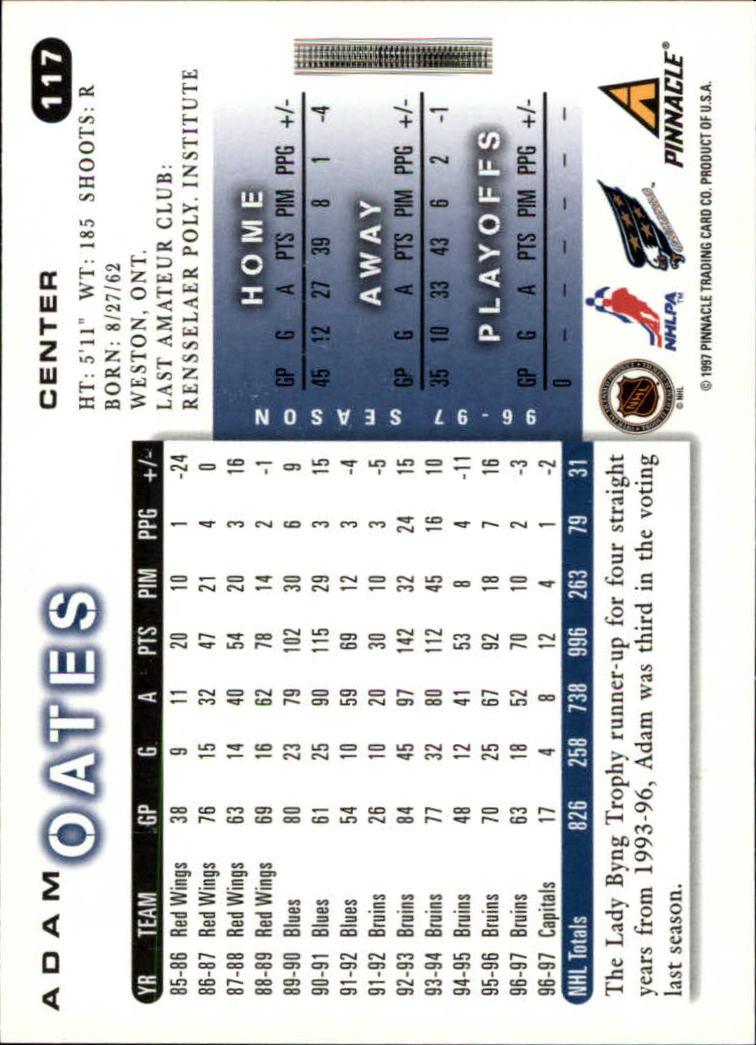 1997-98-Score-Hockey-Cards-Pick-From-List thumbnail 87