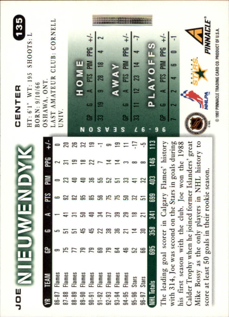 1997-98-Score-Hockey-Cards-Pick-From-List thumbnail 113