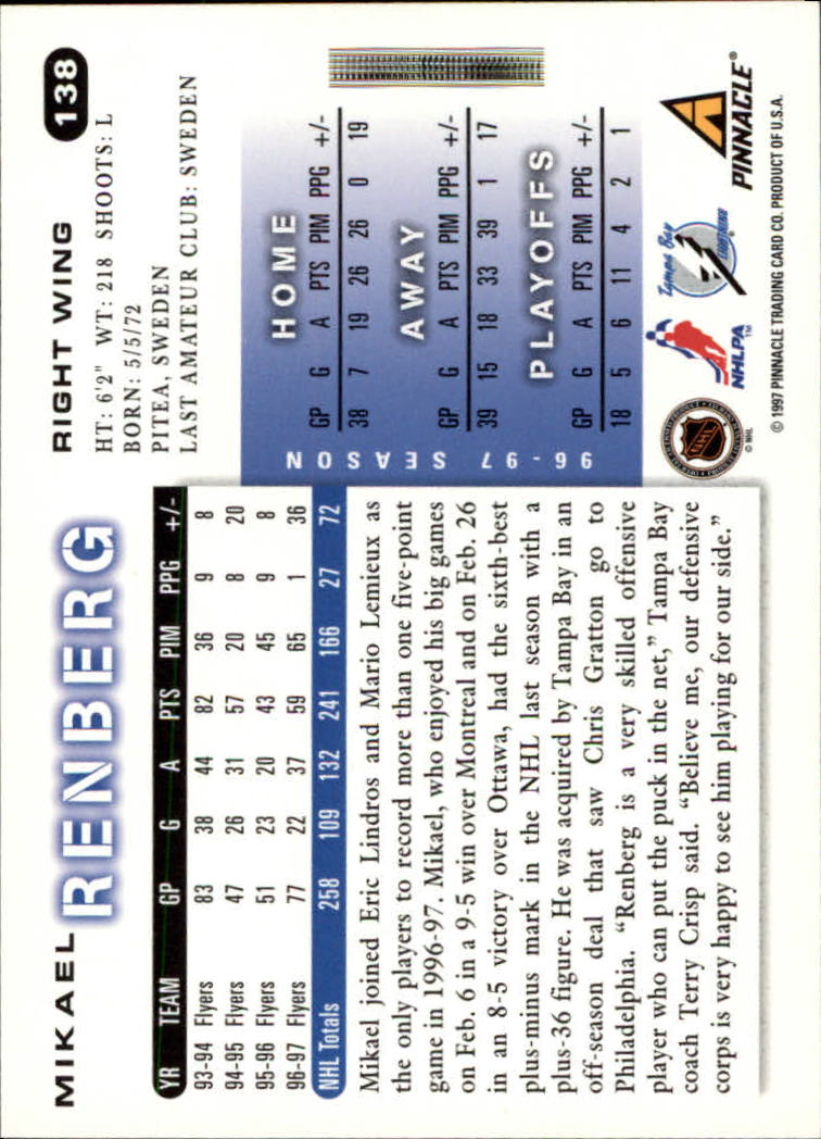 1997-98-Score-Hockey-Cards-Pick-From-List thumbnail 117