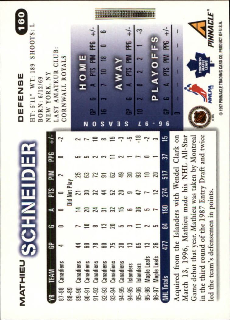 1997-98-Score-Hockey-Cards-Pick-From-List thumbnail 151