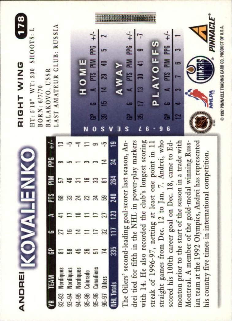 1997-98-Score-Hockey-Cards-Pick-From-List thumbnail 171