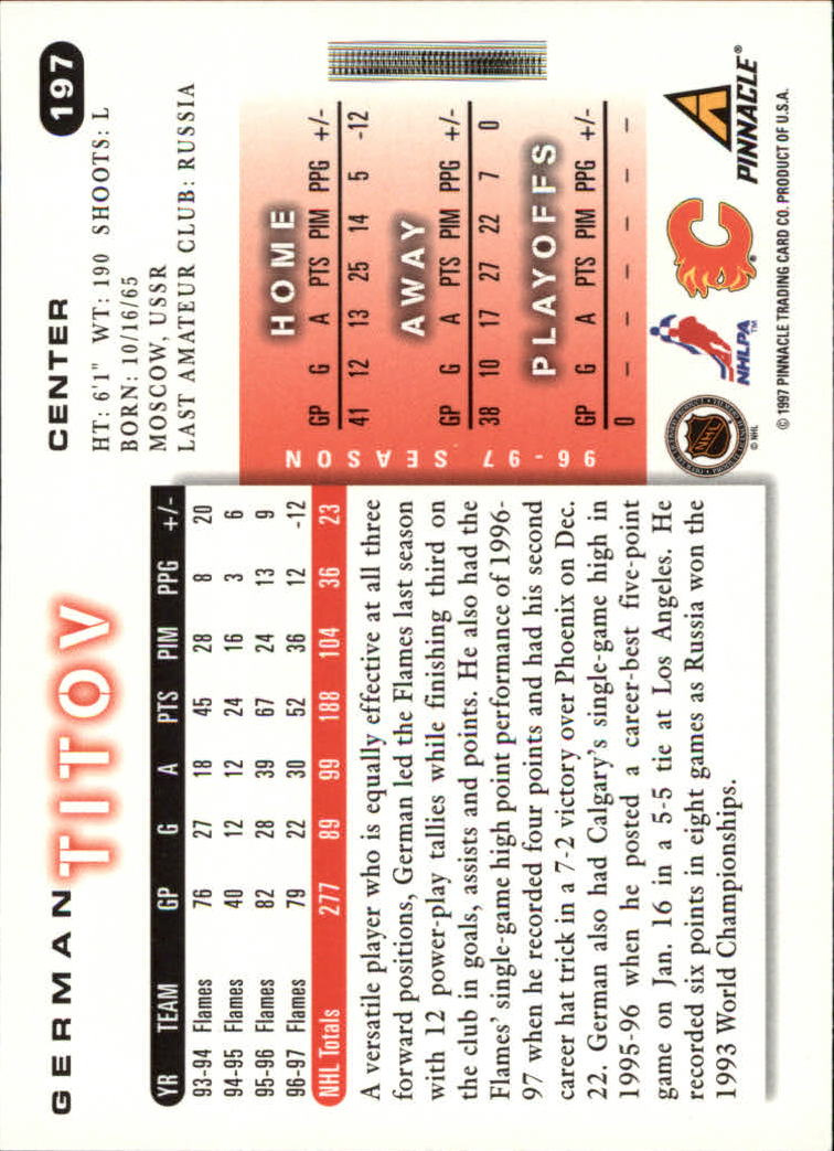 1997-98-Score-Hockey-Cards-Pick-From-List thumbnail 197