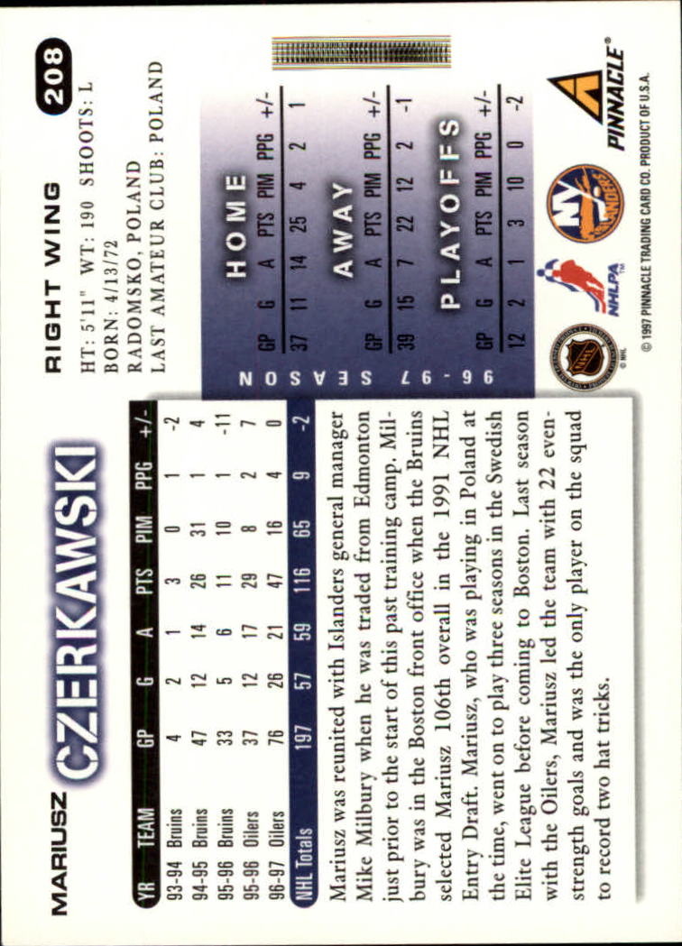 1997-98-Score-Hockey-Cards-Pick-From-List thumbnail 211
