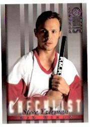 1997-98 Studio #106 Steve Yzerman CL