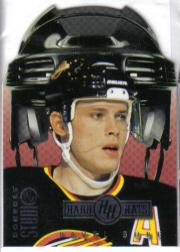 1997-98 Studio Hard Hats #18 Pavel Bure